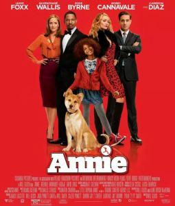 The anticipate movie Annie